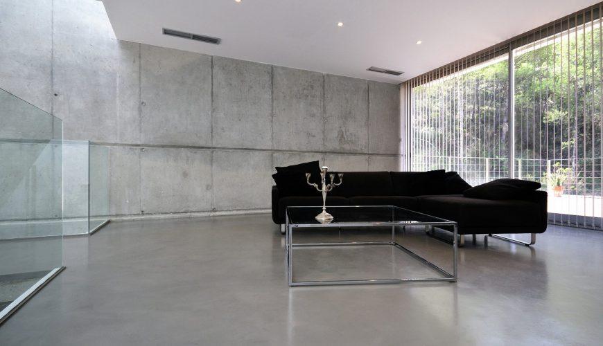 microcement-floor