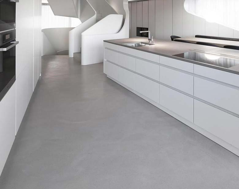 Microcement London - Luxury interior design by Deco Cemento