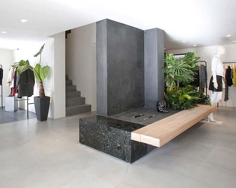 Microcement luxury home London - Deco Cemento