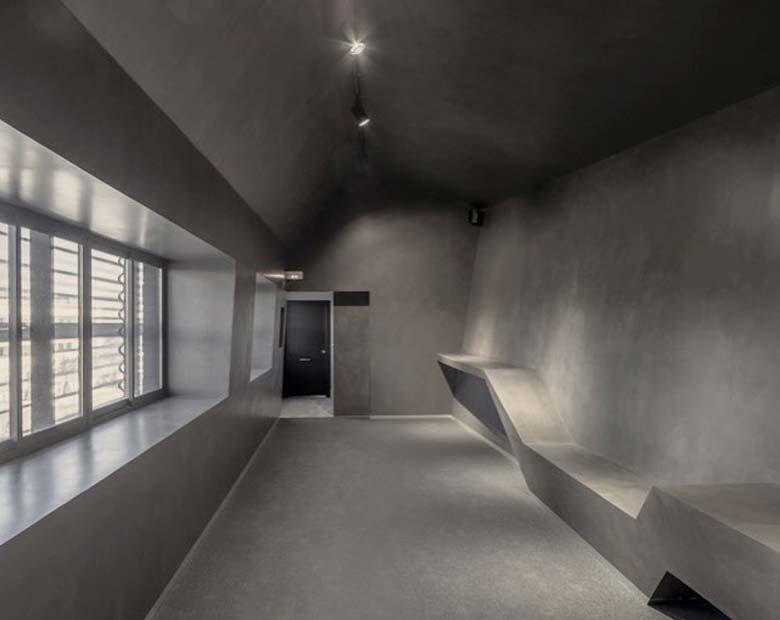 Microcement London - Luxury interiors - Deco Cemento