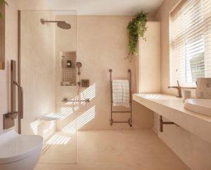Microcment London - Luxury bathrooms - Deco Cemento