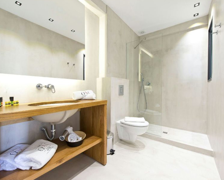 Microcement London - Bespoke bathrooms by Deco Cemento