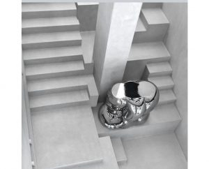 Microcement stairs by Deco Cemento London