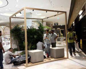 Dior interior design - Deco Cemento London