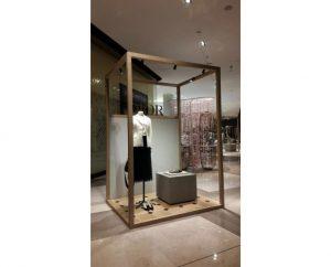 Dior commercial interior design - Deco Cemento London