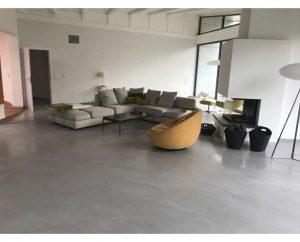 luxury living space - Deco Cemento London