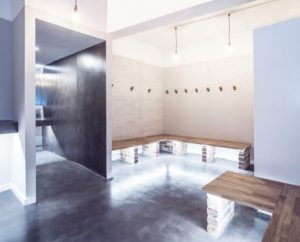 Stunning microcement and polished concrete London - Deco Cemento