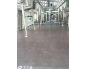 Polished concrete london - commercial project - Deco Cemento London