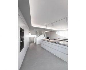 Modern kitchens - Microcement polished concrete by Deco Cemento London