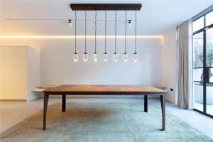 Polished Plaster London - Luxury Dining Room by Deco Cemento