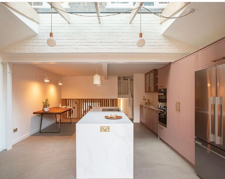 Microcement London - Kitchens by Deco Cemento (1)