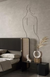 Polished Plaster London - Luxury bedrooms by Deco Cemento